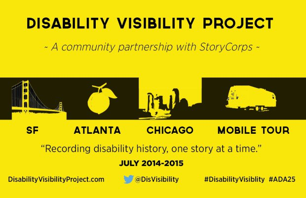 Exclusive Disability Visibility Project Interview